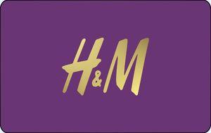 H&M lahjakortti netistä